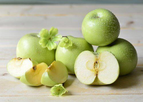 yeşil elma