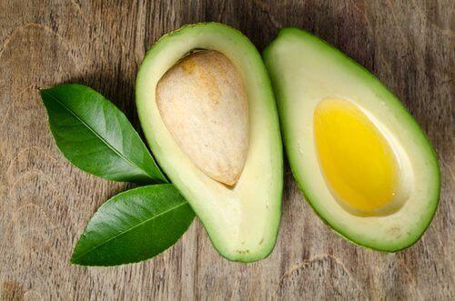 ideal vücut için avokado