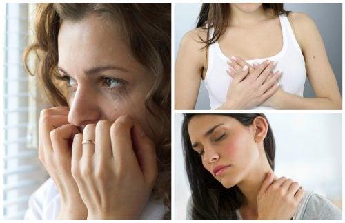 Anksiyetenin Fiziksel İşaretleri Nelerdir?