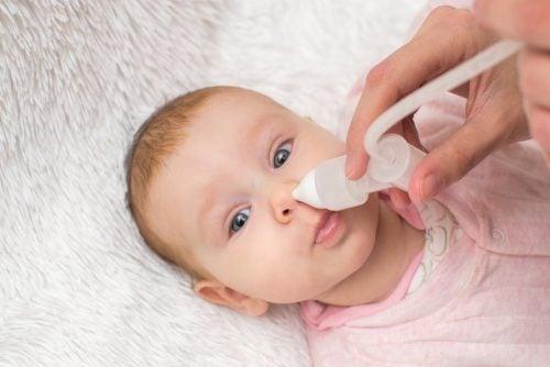 vicks vaporubs ve bebekler