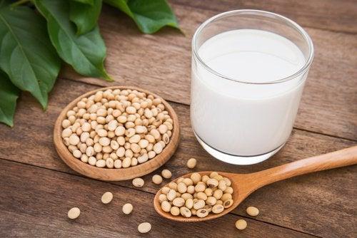 tiroid bezlerinin sağlığı için soya sütü tüketmeyin