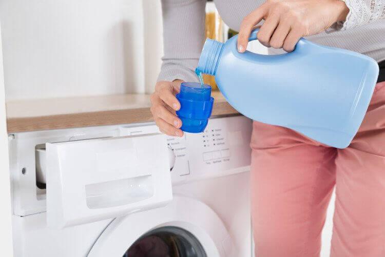deterjanlar ve yumuşatıcılar