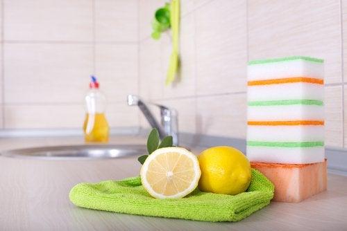dezenfekte eden limon