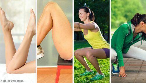 Bacaklarınızı Nasıl Çalıştırırsınız ?