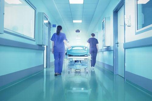 hastane ve hemşireler