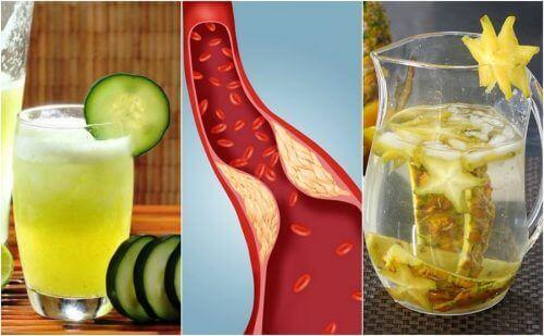 Bu 5 Ev Tedavisi ile Kötü Kolesterolü Düşürün