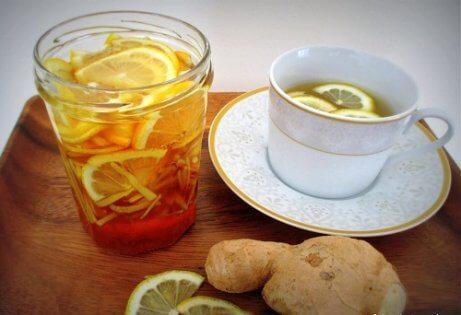 limon ve zencefil