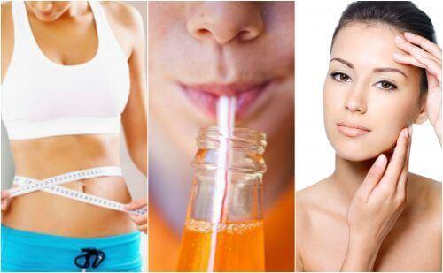 Şekerli İçecekler Tüketmeyi Bırakmanın Sağlığa 8 Yararı