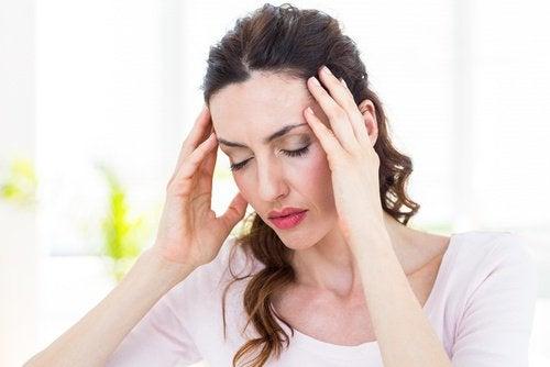 az su içmekten kaynaklı migren