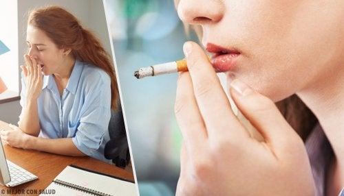 Sigara İçmek Kadar Kötü Olan 6 Sağlıksız Alışkanlık