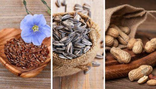 Yenilebilen 5 Tohum ve İnanılmaz Özellikleri