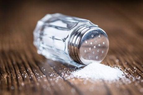 tuz kan basıncınızı artırır