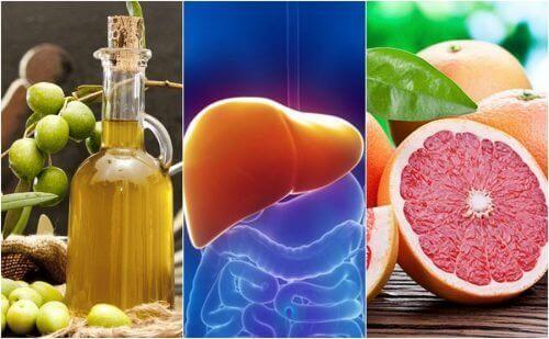 Bu 8 Gıda İle Karaciğerinize Özen Gösterin