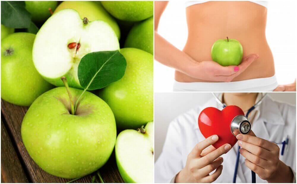 Aç Karna Yeşil Elma Yemek İçin 7 Neden