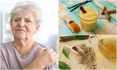 Artrit Ağrısı İçin En İyi 6 Doğal Reçete