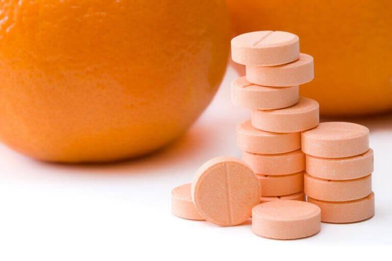c vitamini hapları