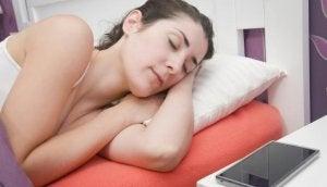 elektronik aletlerle uyumak
