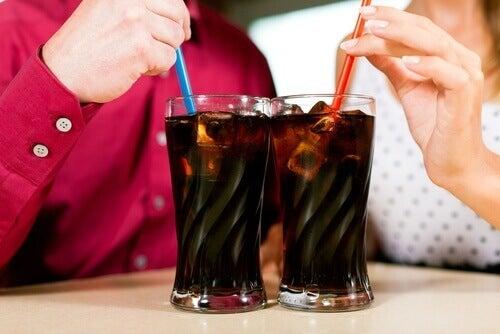 gazlı içecek