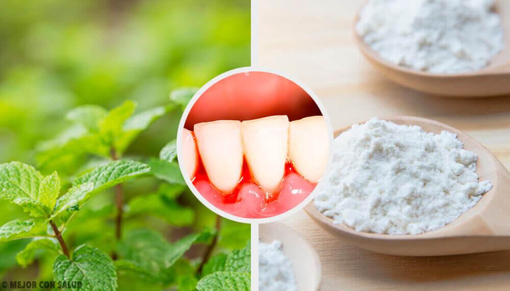 Diş Eti İltihabı (Jinjivit) için 5 Ev Tedavisi