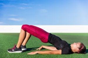 kalça egzersizi