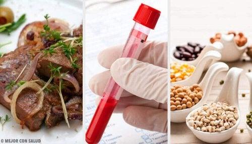 Sağlıklı Kan ve Mutlu bir Vücut için 5 Yiyecek