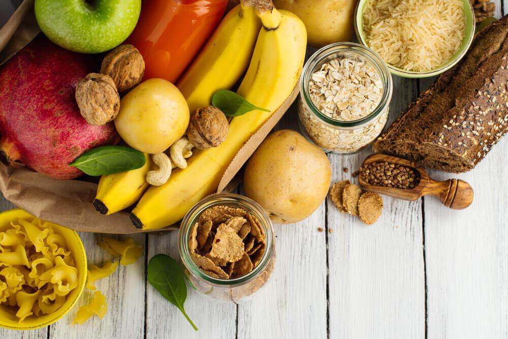 meyveler sağlıklı karbonhidratlar