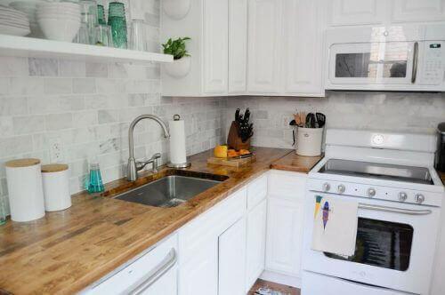 Küçük Mutfaklar için 4 Harika Dekorasyon Fikri