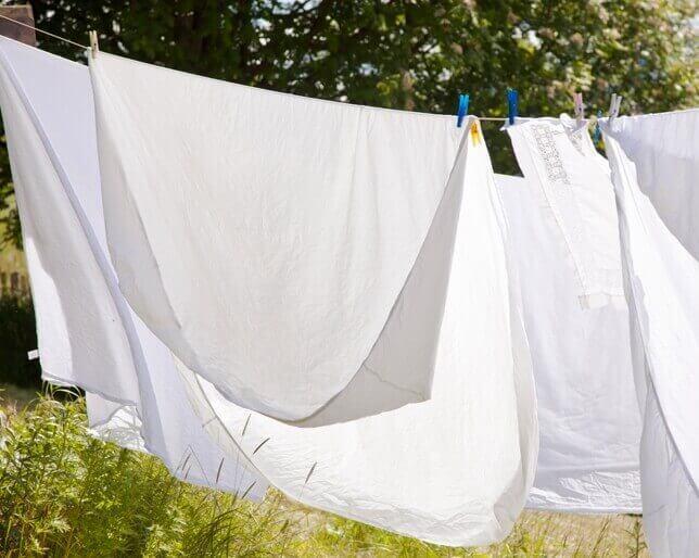 beyaz çamaşırlar