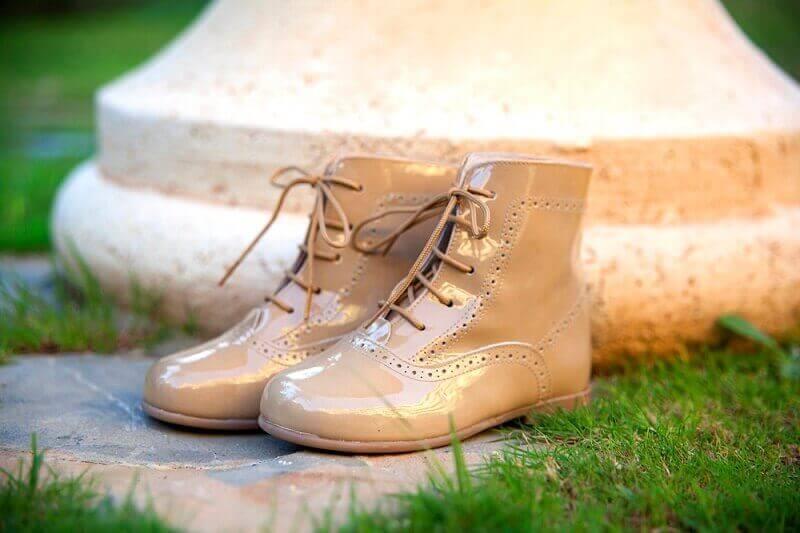 kahverengi rugan ayakkabılar