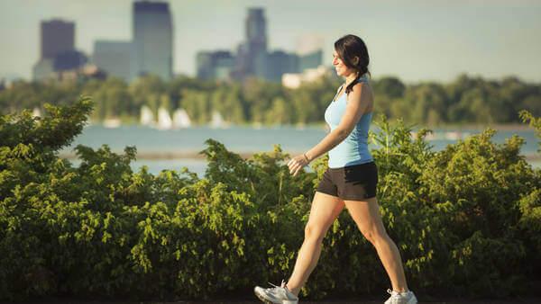 Her gün yürüyebilmenin faydaları