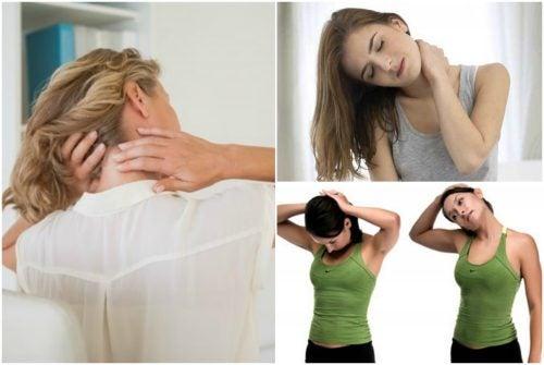 Boyun Ağrısı ile Savaşmak için En İyi 6 Egzersiz