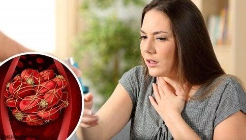 Kan Pıhtısı: Bu 8 Belirtiye Dikkat Edin