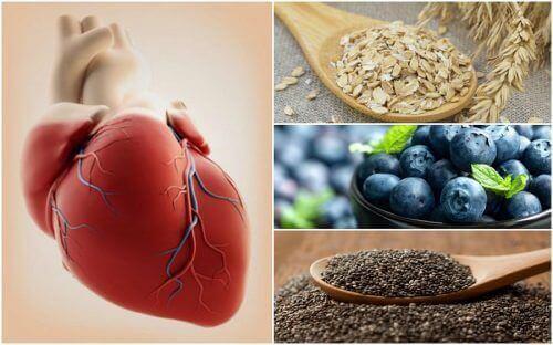 Kalp Sağlığı İçin Tüketmeniz Gereken 7 Gıda