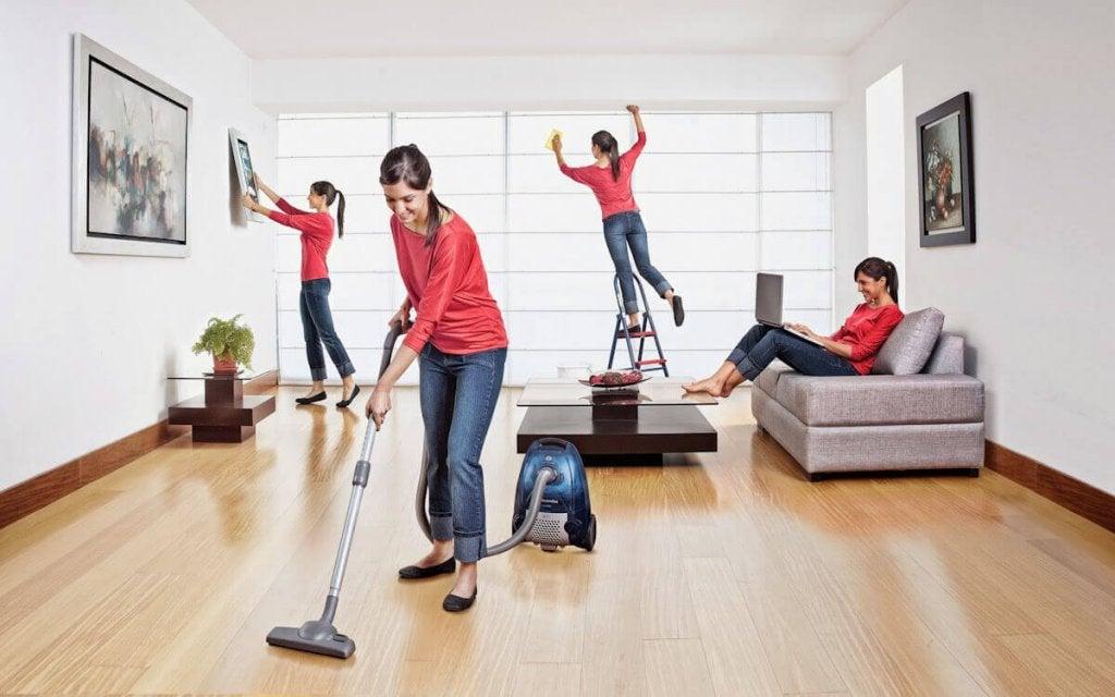 Ev Temizliği İçin 10 İpucu
