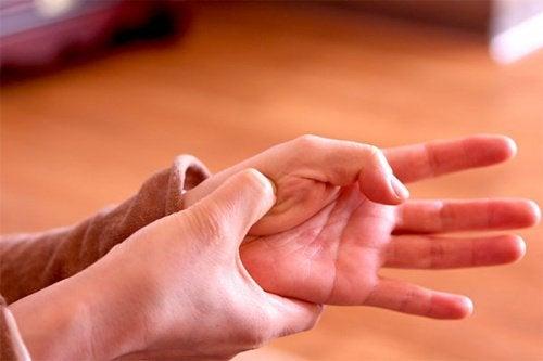 eline basınç uygulama Japon disiplini