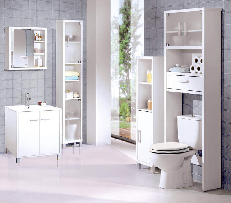modern tuvalet örneği