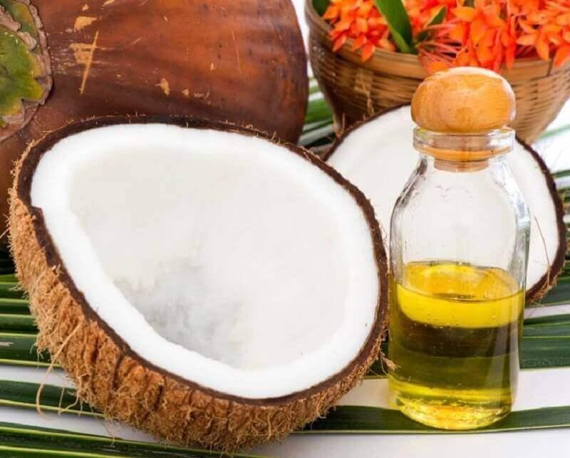 Hindistan cevizi yağı ve C vitamini