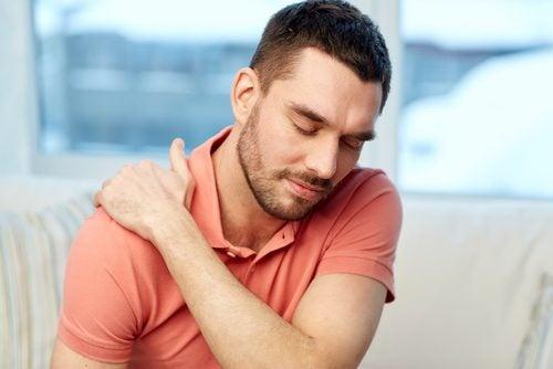 omuz ağrısı