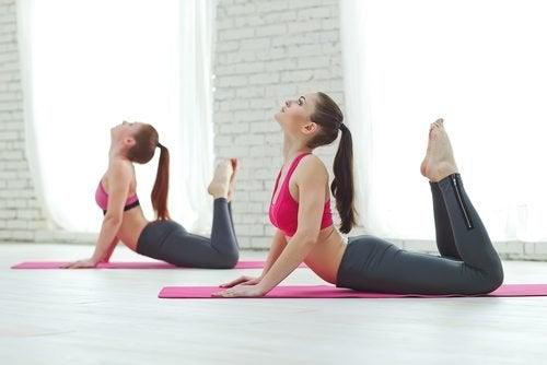 sırt ağrıları için pilates