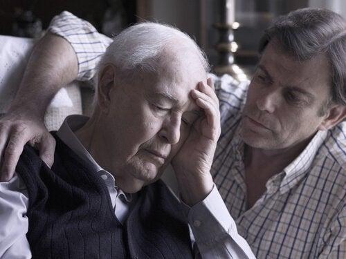 yaşlı adam MIND diyeti