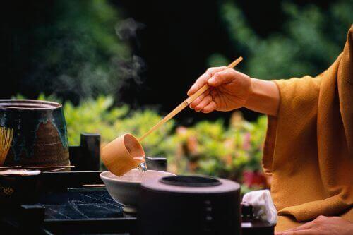 zen japon disiplini