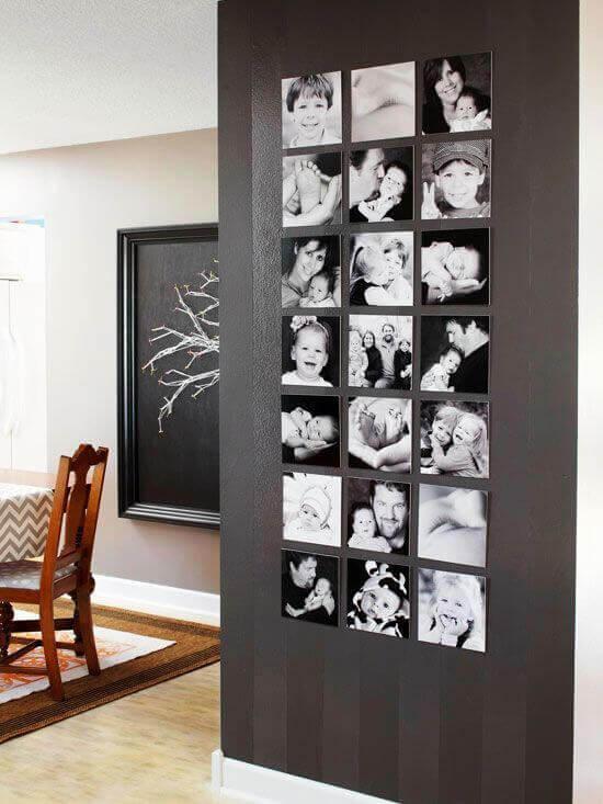 fotoğraf duvarı
