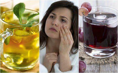 Anemiyi Tedavi Etmek İçin Bu 5 Sağlıklı İçeceği Deneyin