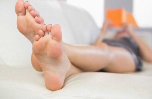 kokulu ayaklar