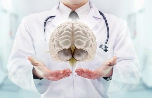 doktor avuçlarında beyin