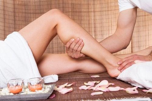 dolaşımınızı geliştirmek için masaj yaptırmak
