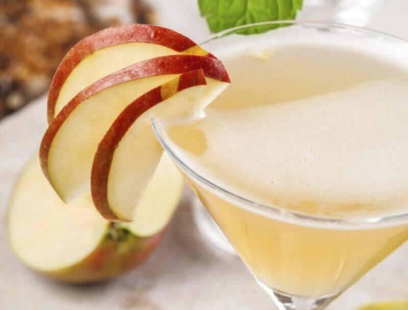 karnı inceltmeye yardımcı elma suyu