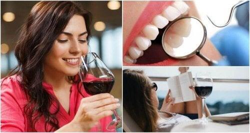 Kırmızı Şarabı Ölçülü Tüketmek İçin 8 Sebep