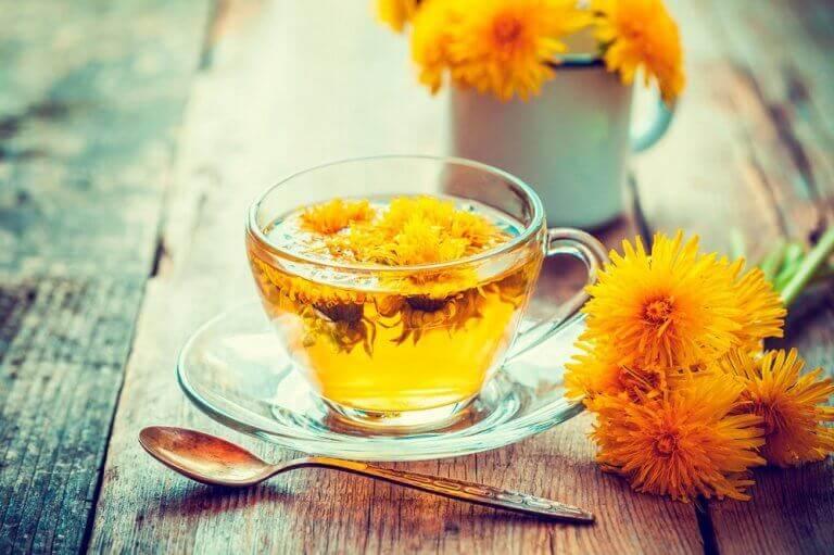 fincanda papatya çayı