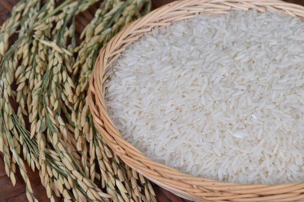 bir kap pirinç tanesi